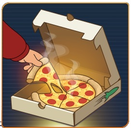 Should I Spend Pizza? Blatherbot